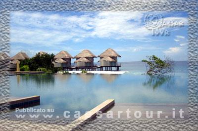 Alidhoo island atollo di haa maldive for Moderni piani di palafitte