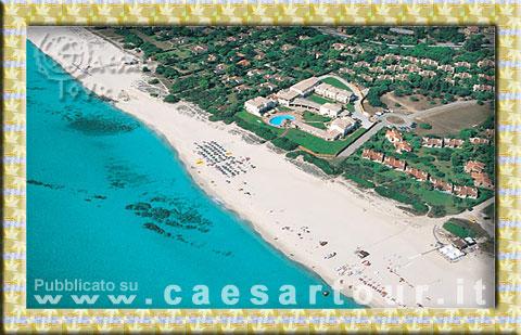 Veraclub costa rey costa rei sardegna mare italia - Spiaggia piscina rei ...