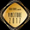 Vincitore nel 2017 come migliore Agenzia Viaggi italiana votata dai Viaggiatori italiani