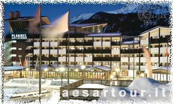 Hotel Planibel - La Thuille - Val D\'aosta - Montagna Italia