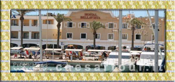 Hotel Bellavista - Formentera - Spagna